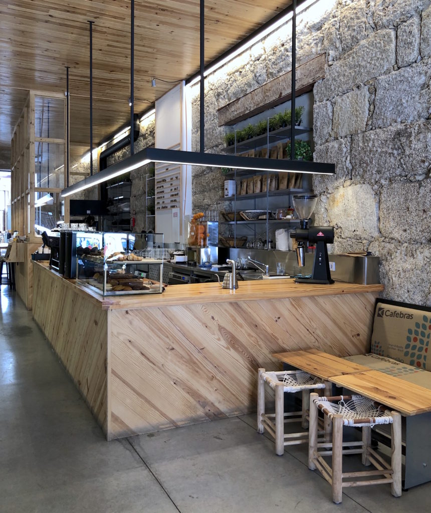 Fábrica Coffee Roasters Porto