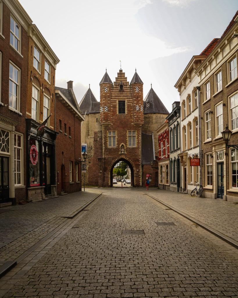 Tipps für ein perfektes Wochenende in Brabant, Gevangenpoort Bergen Op Zoom