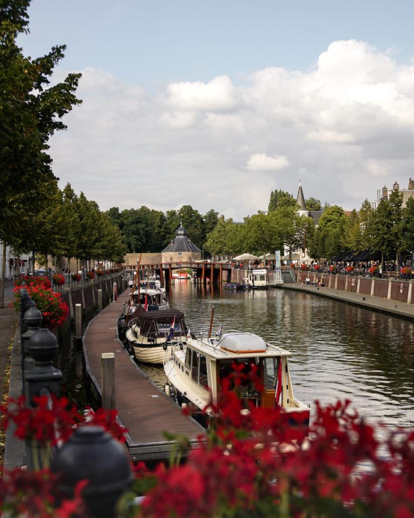 Tipps für ein perfektes Wochenende in Brabant, Breda, Hafen