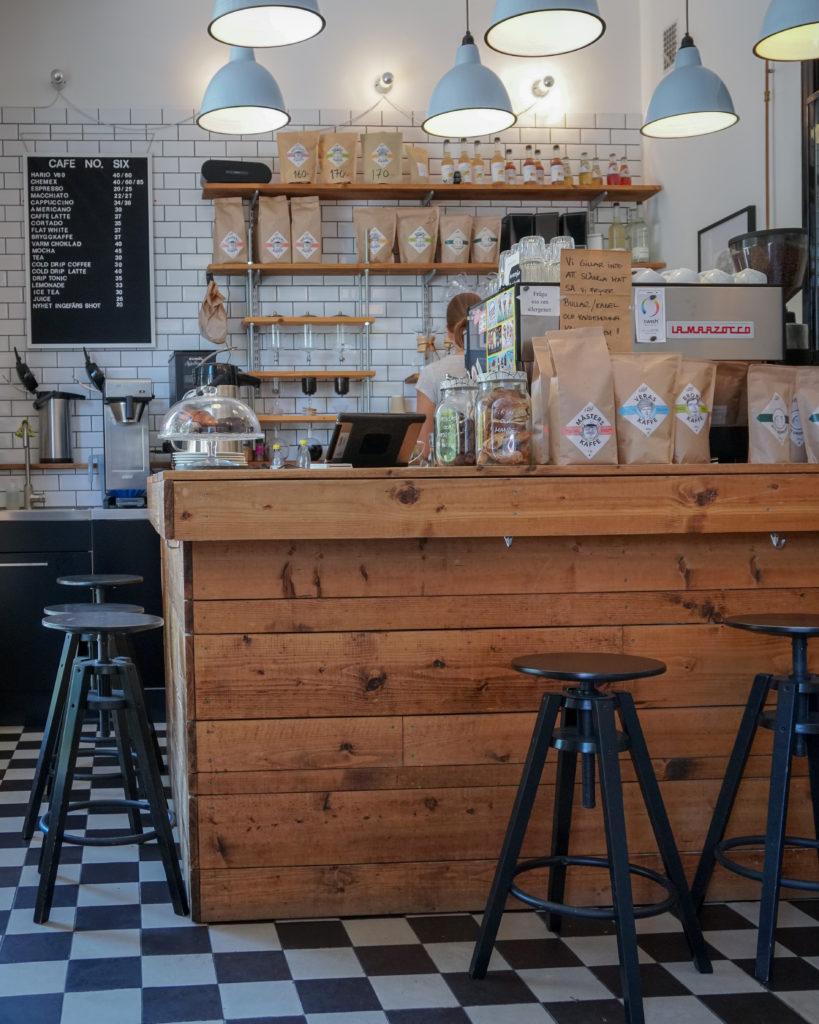 Nachhaltige Städtereise nach Malmö Coffe No.6
