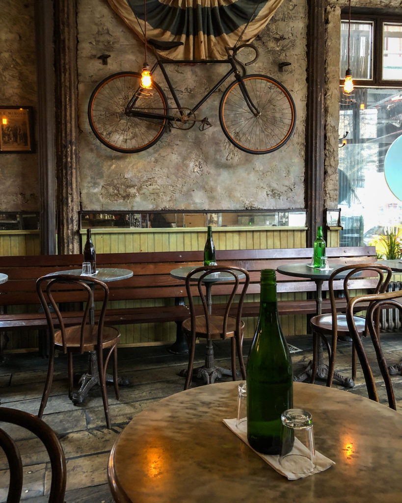 Vegan Food Guide: New York, Bar Velo