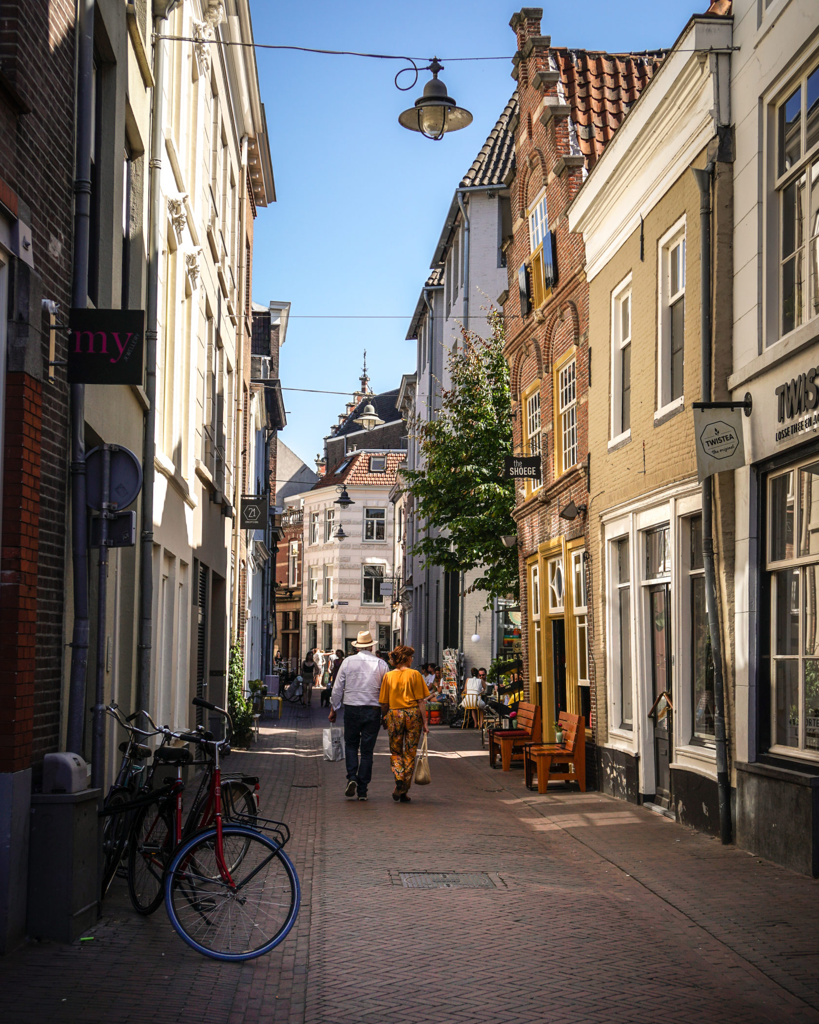 Instagram Hotspots: Brabant in den Niederlanden