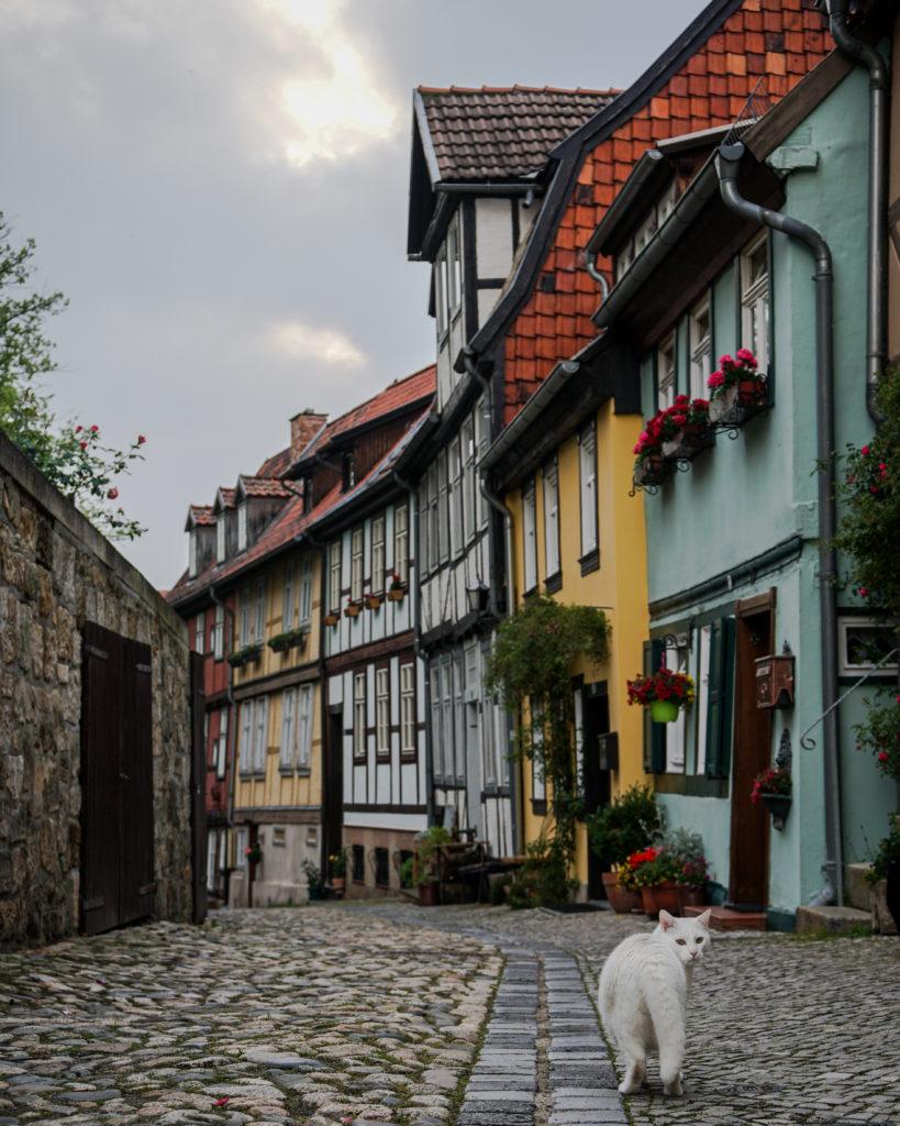 Die schönsten Altstädte in Deutschland, Quedlinburg