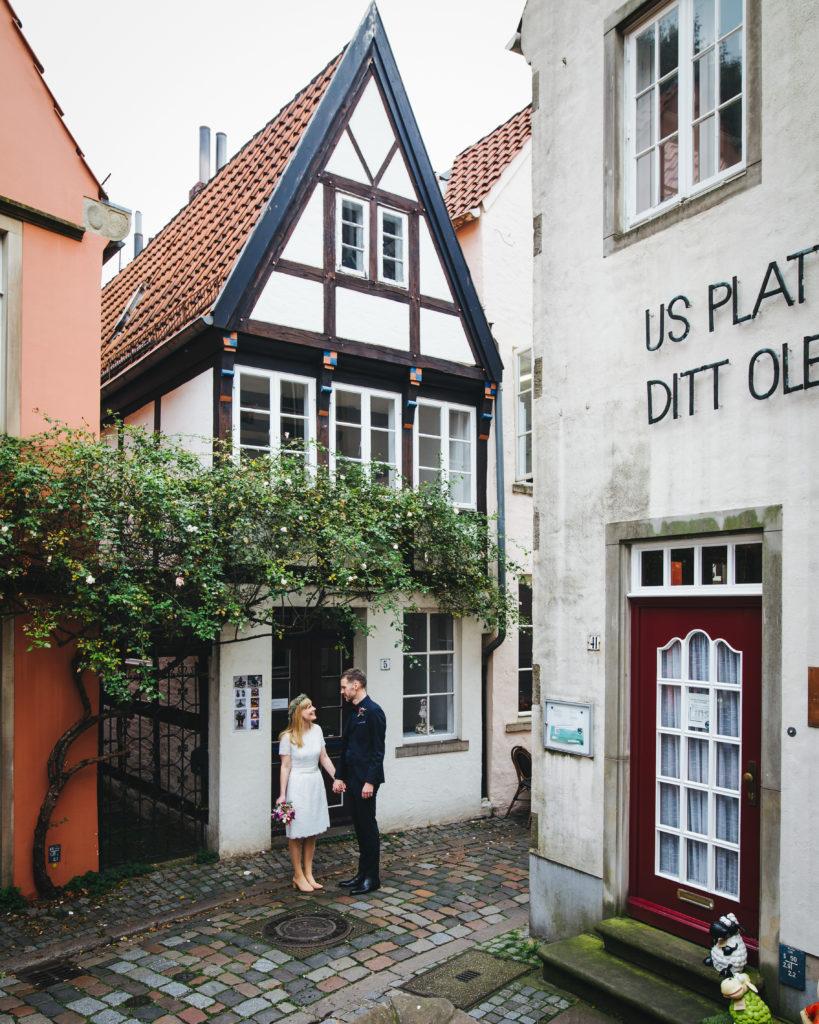 Die schönsten Altstädte in Deutschland, Bremen