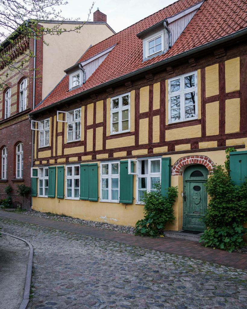 Altstädte in Deutschland Stralsund