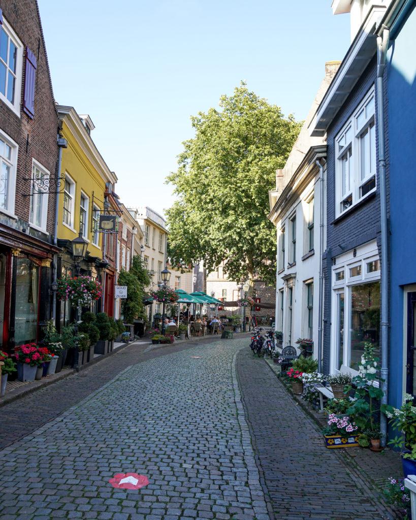 Hollandurlaub: Die Hansestädte der Niederlande, Doesburg