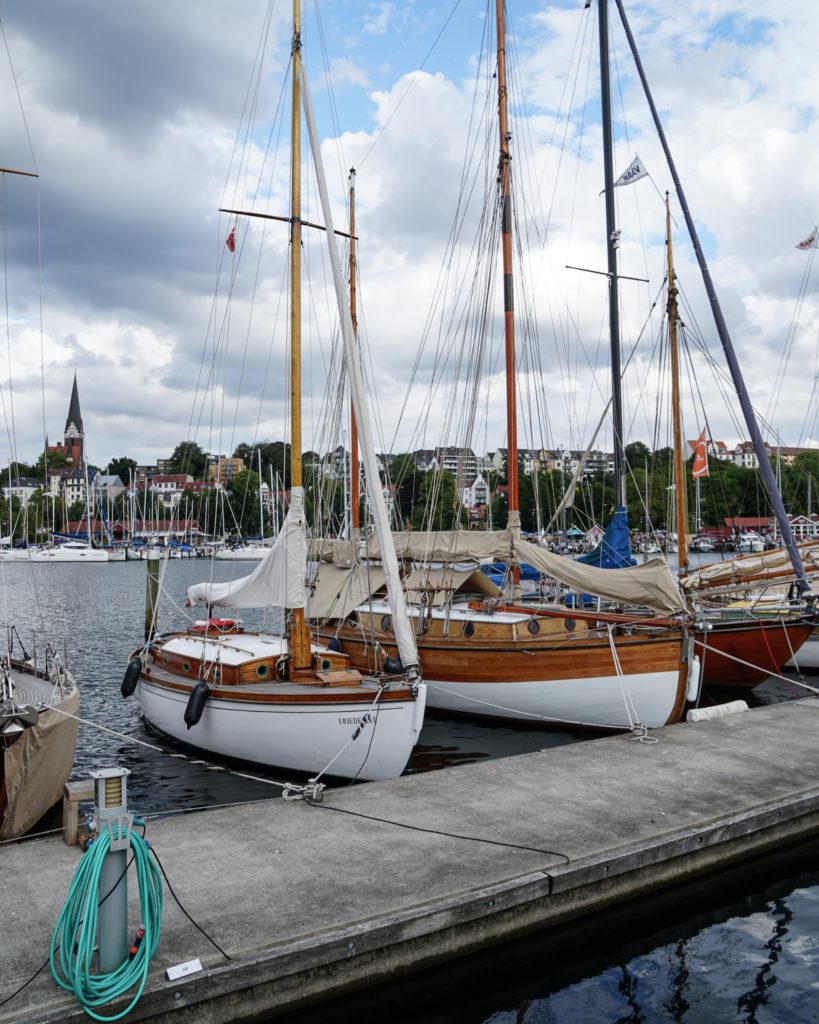 Flensburg: 5 Orte mit Hygge Garantie, Hafen