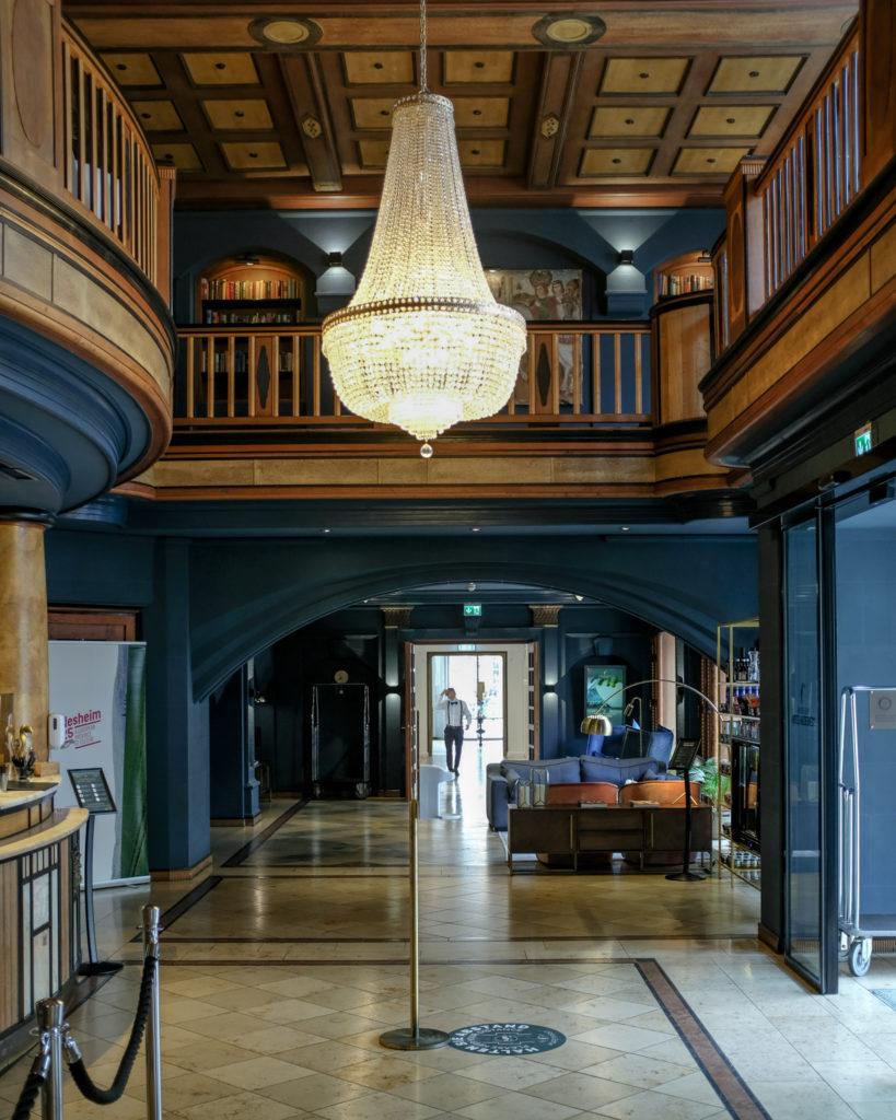 Lobby im Van der Valk Hildesheim