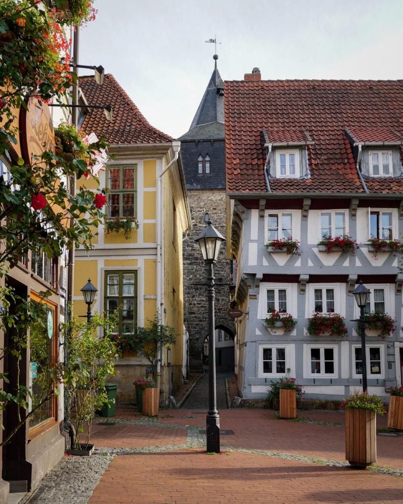 Hildesheim Altstadt